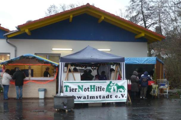 Unser TNH-Stand